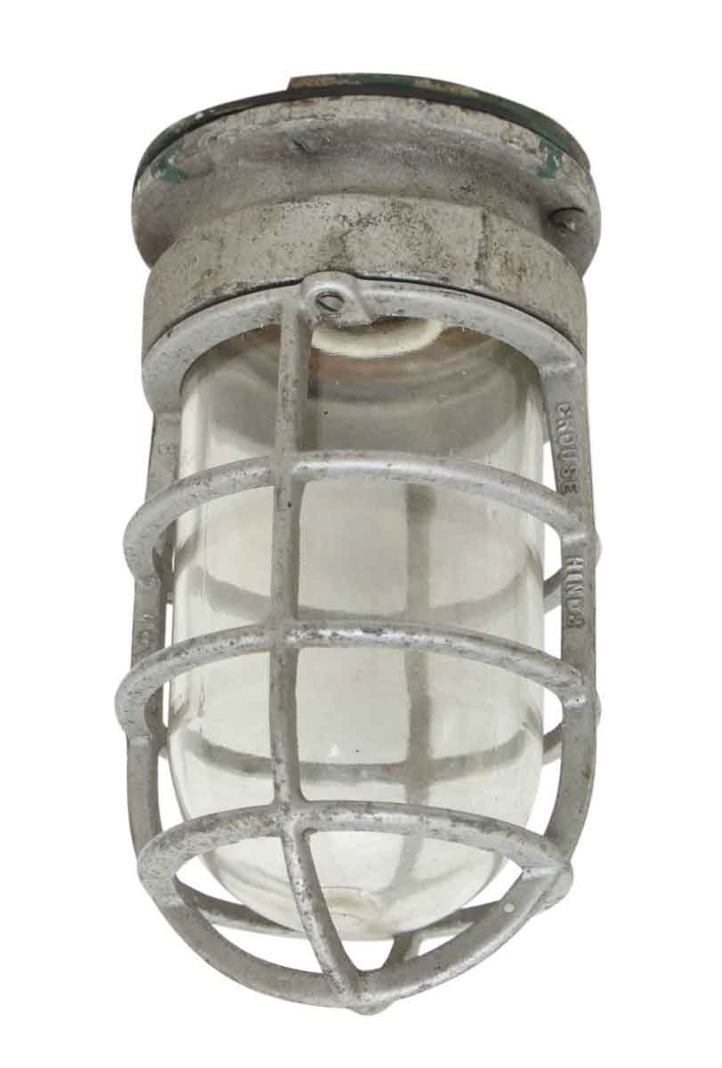 industrial cage lighting. Cast Aluminum Industrial Cage Light Lighting