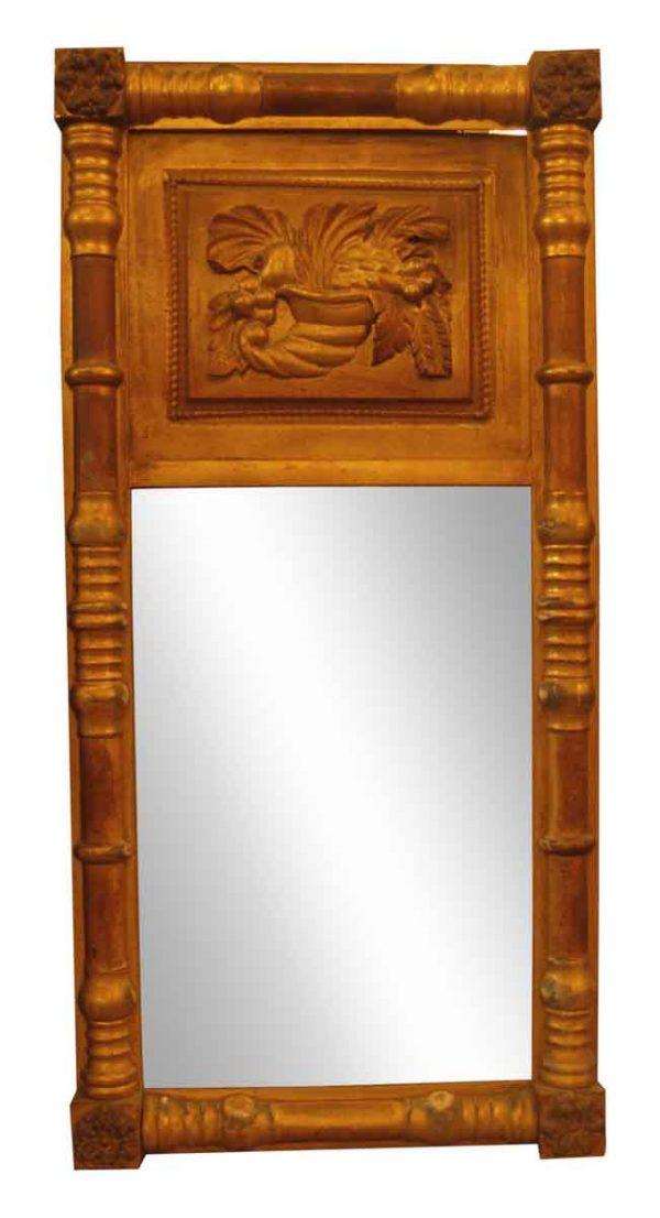 Antique Gold Gilded Wooden Frame