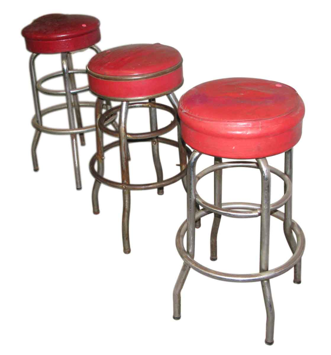 Vintage Metal Bar Stool Olde Good Things : L215425 06 from ogtstore.com size 1119 x 1200 jpeg 35kB