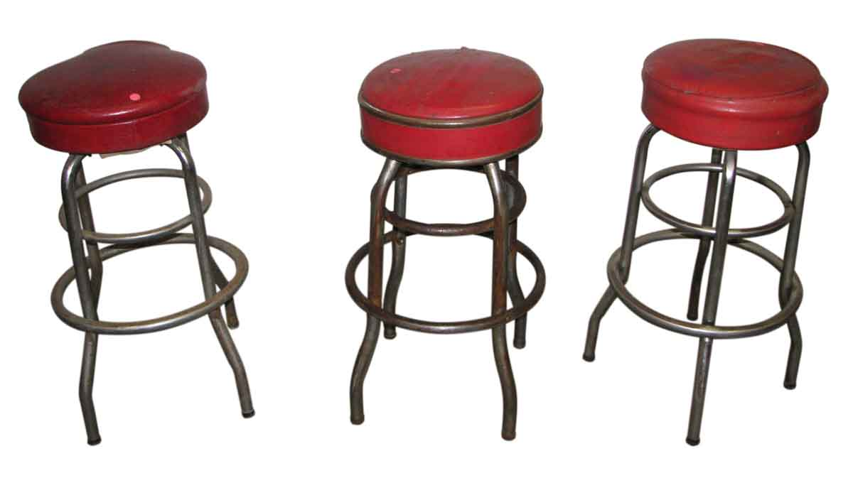 Vintage Metal Bar Stool Olde Good Things : L215425 from ogtstore.com size 1200 x 697 jpeg 26kB
