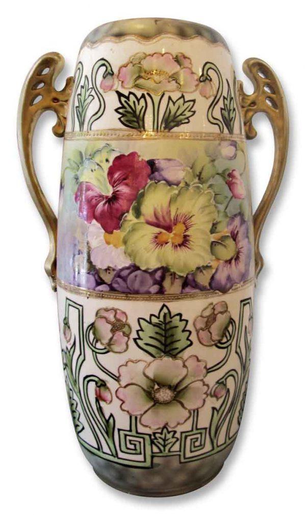 Porcelain Nippon Vase