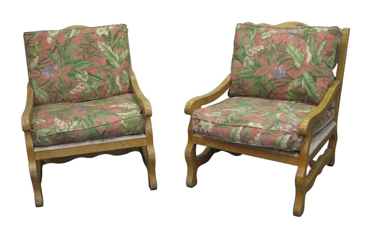 Large Comfy South Florida Style Porch Chairs | Olde Good ...