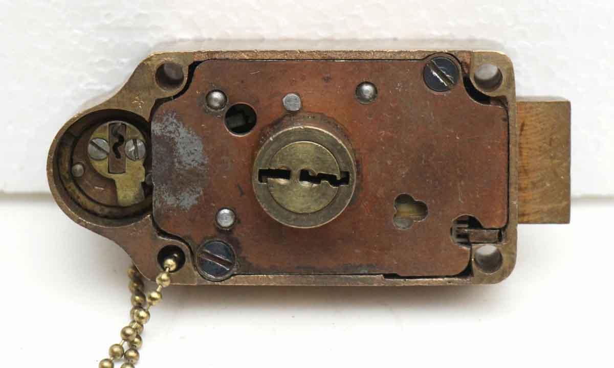 Antique Programmable Yale Bank Safe