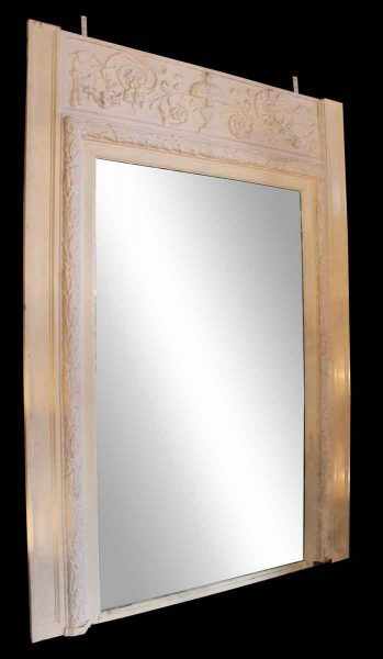 Large Grand Fireplace Mirror