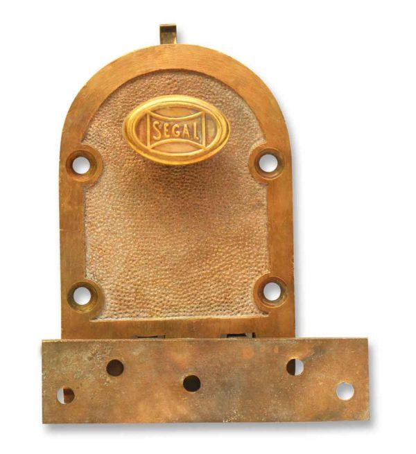 Antique Segal Lock