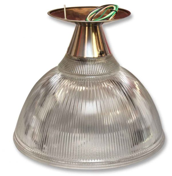 Semi Flush Mount Holophane Light