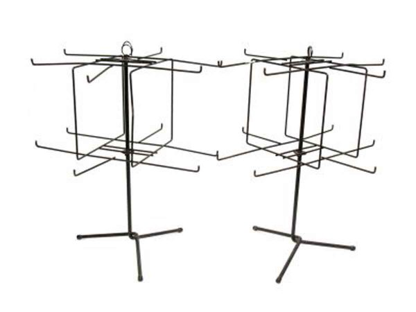 Pair of Metal Stands
