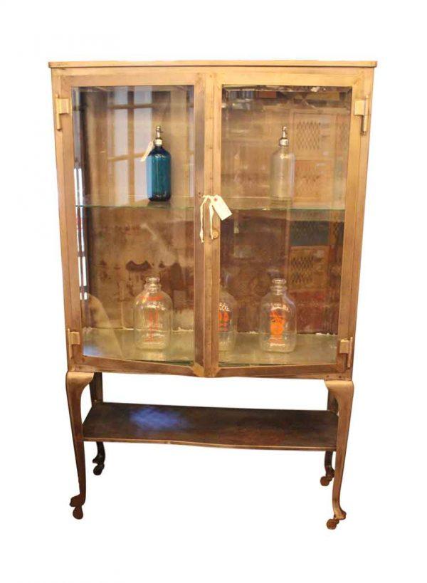 Medical 1900s Steel Cabinet
