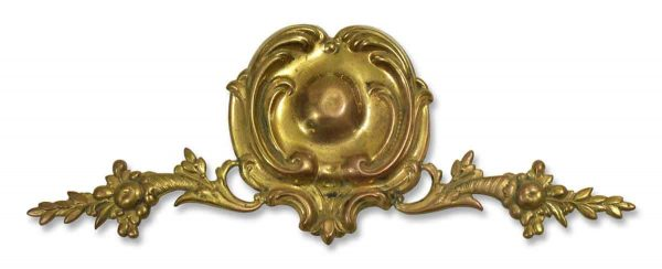 Very Light Weight Pressed Brass Decorative Applique