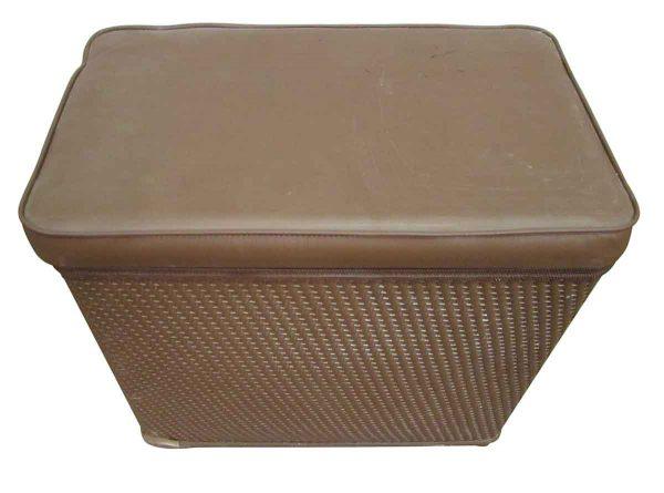 Vintage Brown Hamper