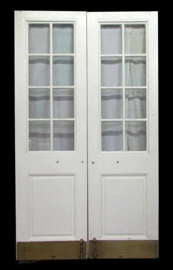 Tall Divided Light Entry Doors