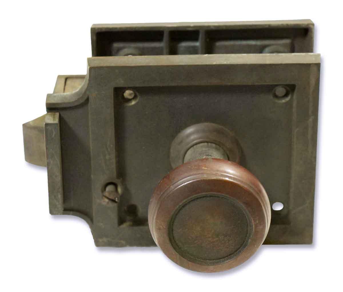 Corbin Entry Knob Amp Lock Set Olde Good Things