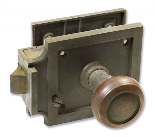 Corbin Entry Knob & Lock Set