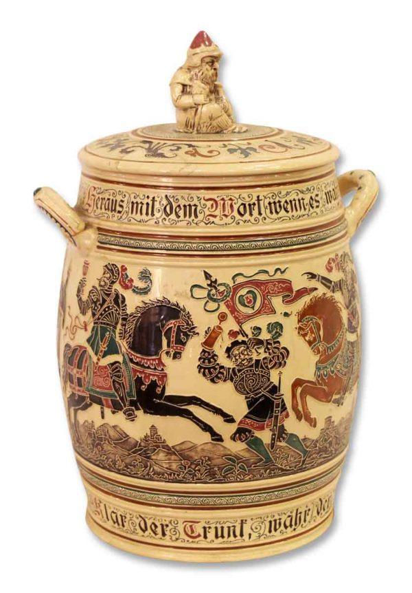 Very Detailed Oriental Vase