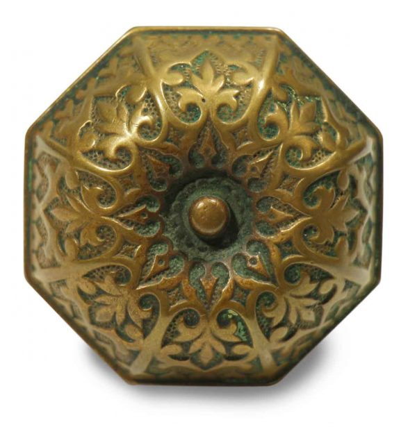 Collector's Quality Detailed Ornate Knob