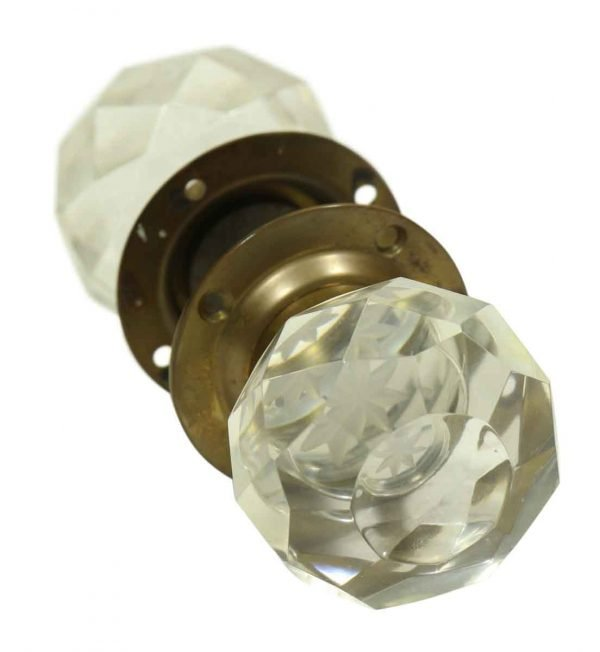 Collector's Quality Cut Glass Knobs
