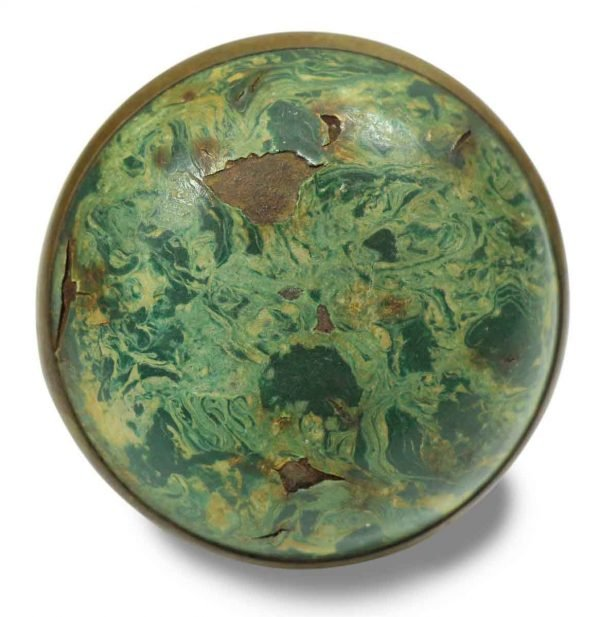 Collector's Quality Painted Knob