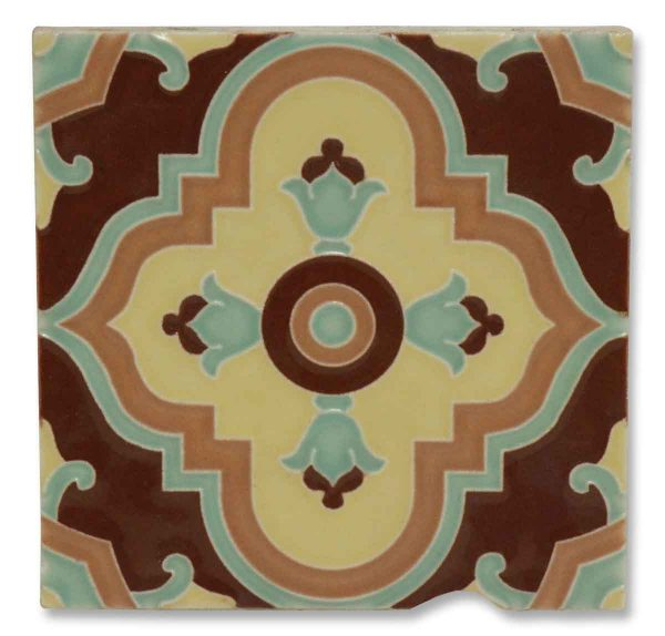 Colorful Geometric Accent Tile