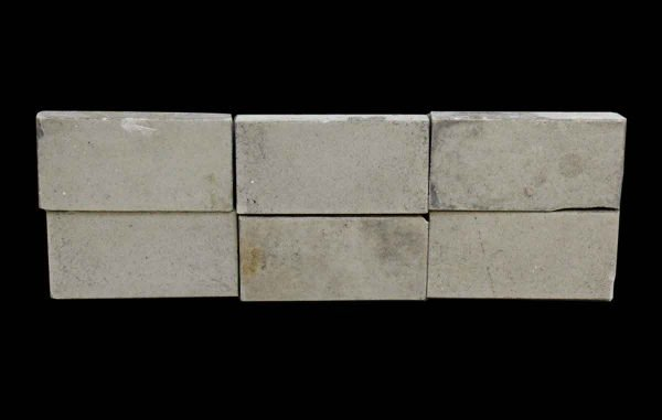 Set of Twenty Six Rectangular Small Tiles