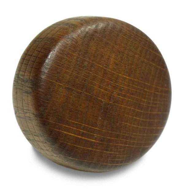 Collectors Quality Round Wooden Knob