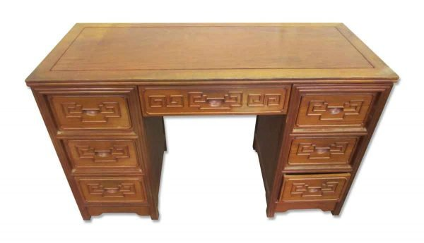 Mid Century Greek Design Desk