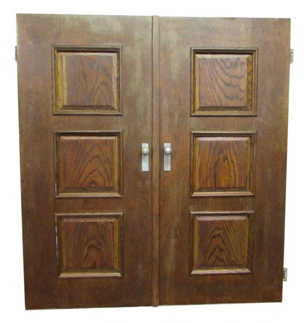 Panels Double Doors