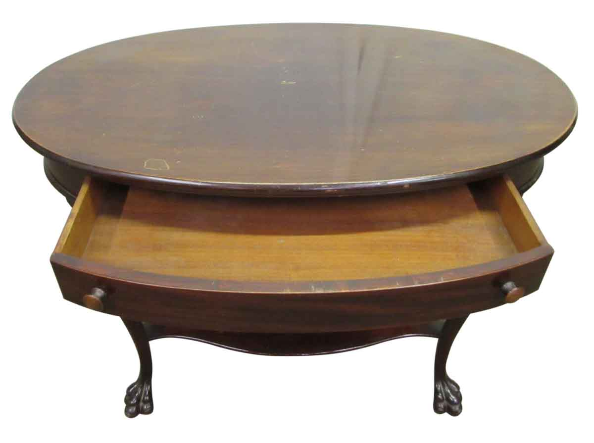 Oval Coffee Table Olde Good Things