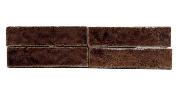 Brown Ceramic Accent Tile