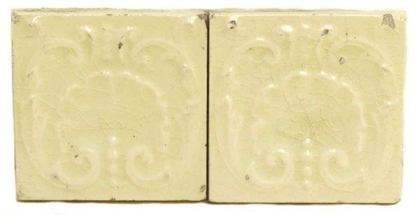 Cream Decorative Tiles