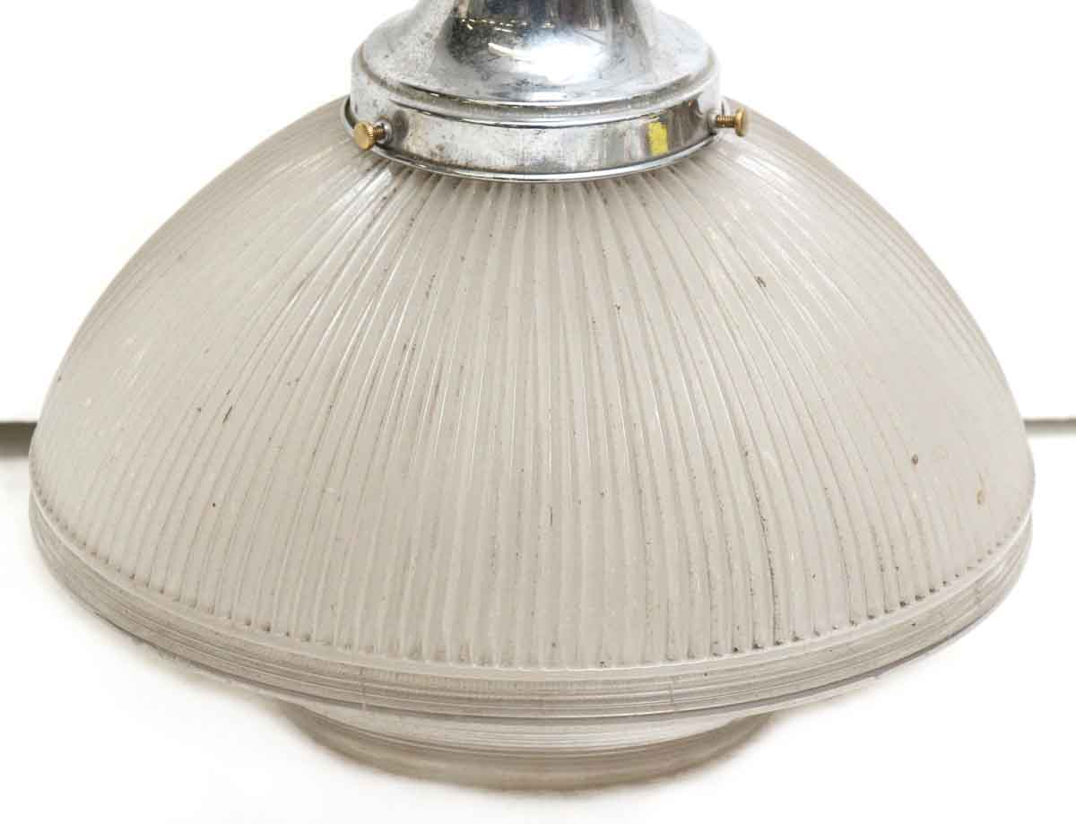 Holophane Kitchen Light With Nickel Pole Fitter Olde