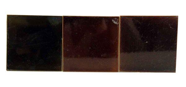 Brown 6 X 6 Square Ceramic Tiles