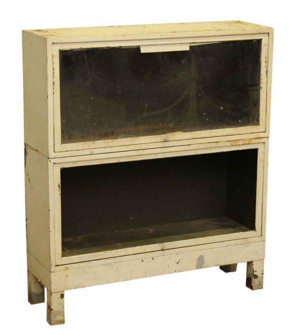Metal Stackable Display Cabinet