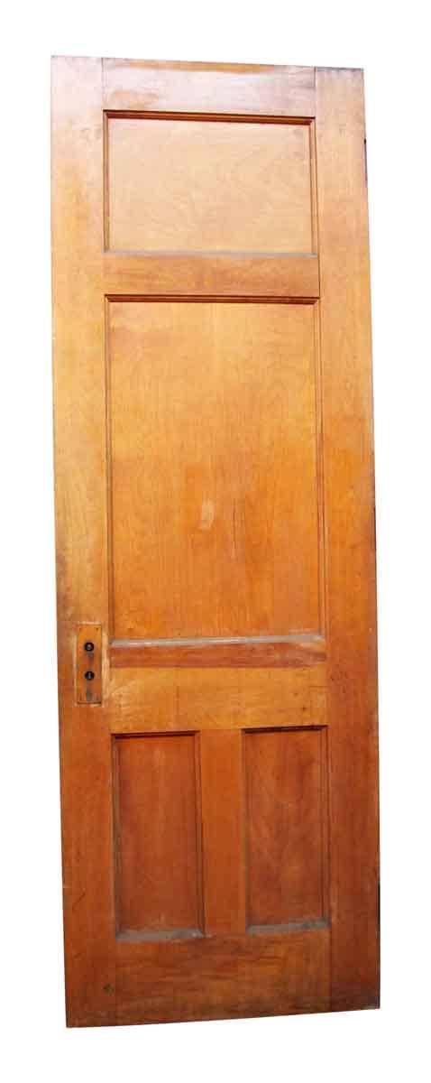 Matching Wooden Doors