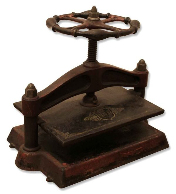 Antique Red Book Press