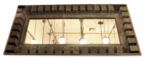 Copper Dental Molding Mirror