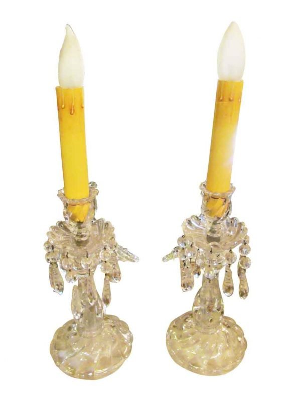 Pair of Olde Table Lamps