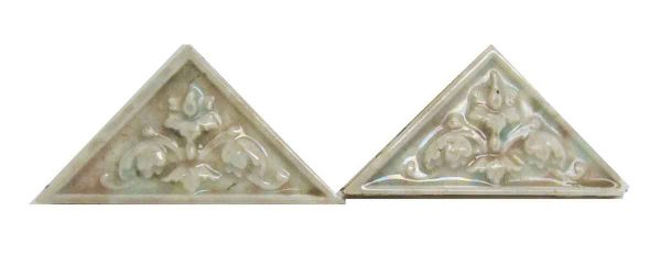 Mixed Colored Triangle Tile
