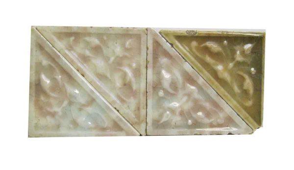 Decorative Triangle Tile Set