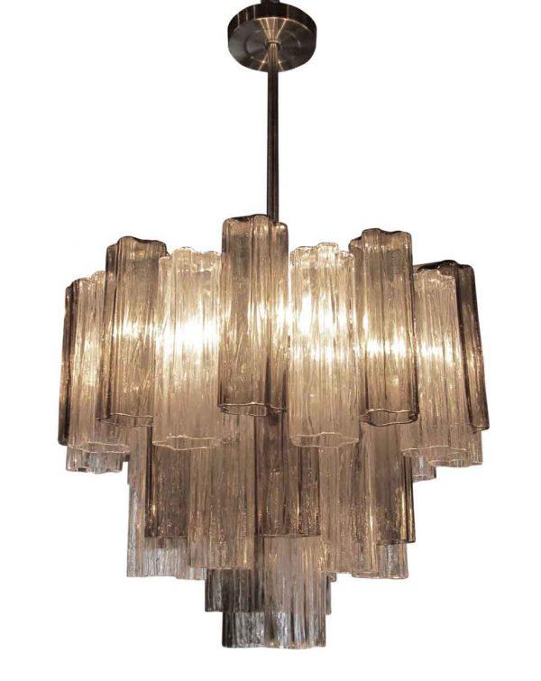 Venini Tronchi Glass Pendant Light