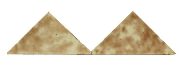 Pair of Triangular Tiles