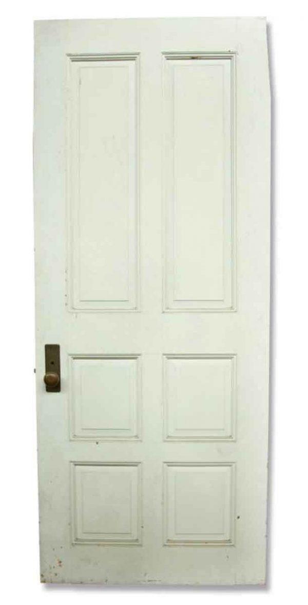 White Six Panel Door