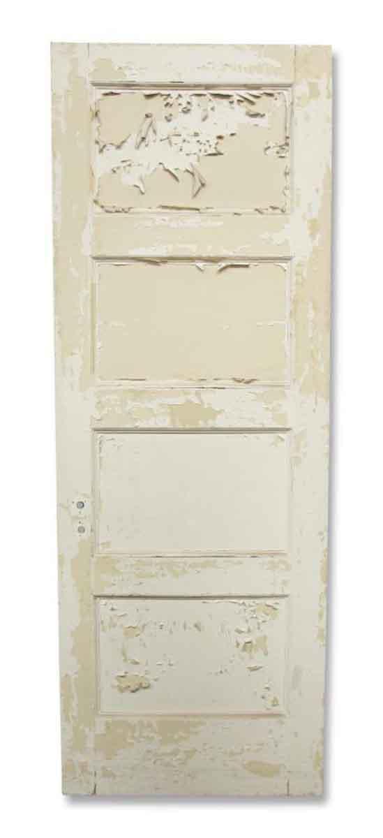 Crackled Paint Door