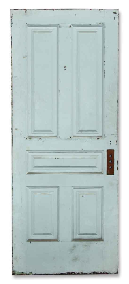 Five Paneled Interior Door