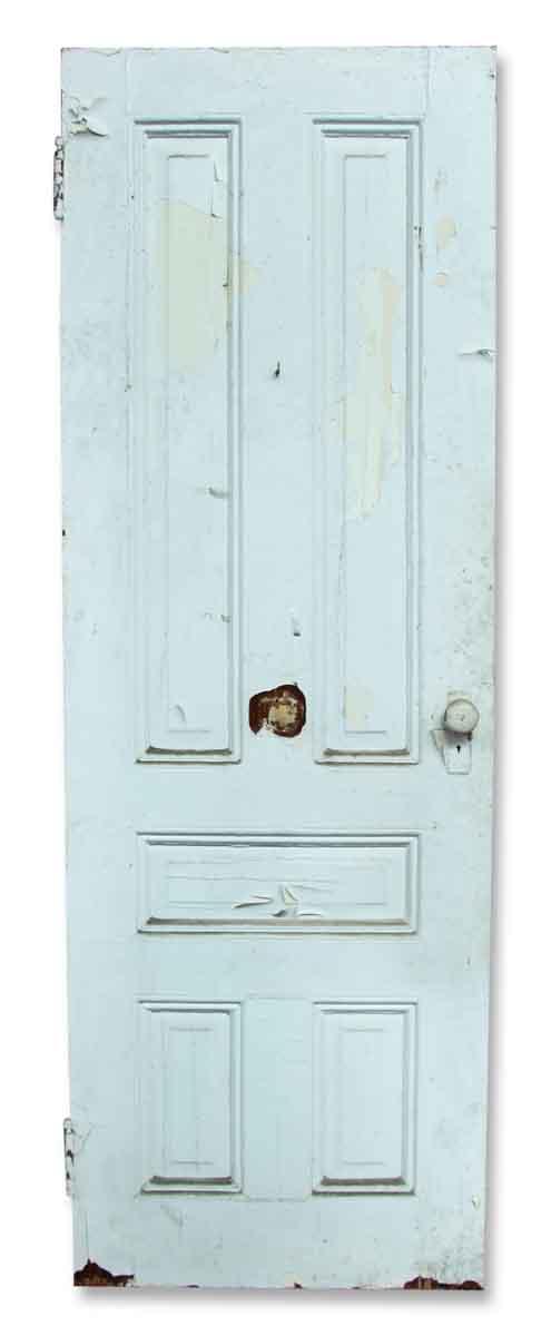 Salvaged Five Paneled Door