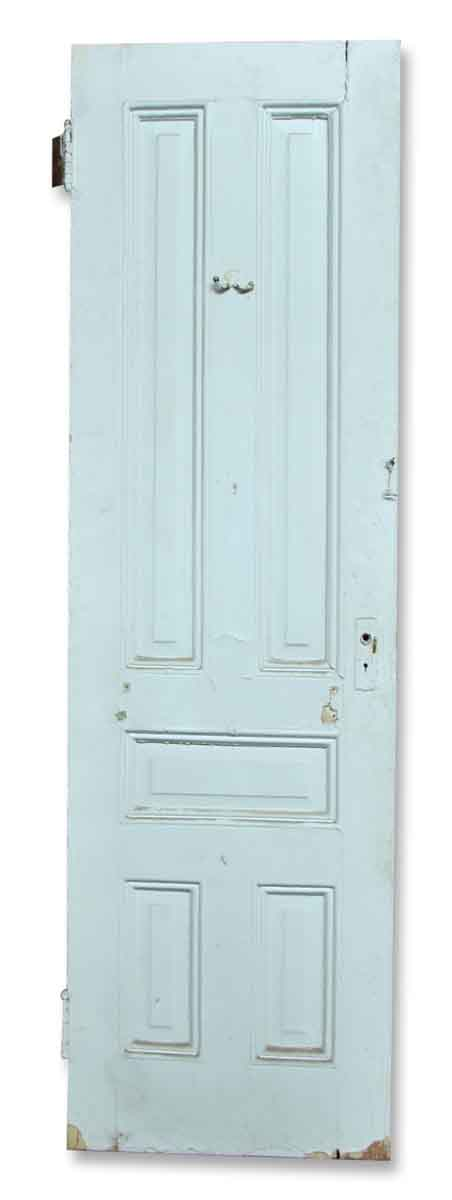 Olde Narrow Five Paneled Door