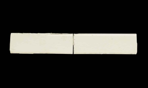 White Square Trim Tile