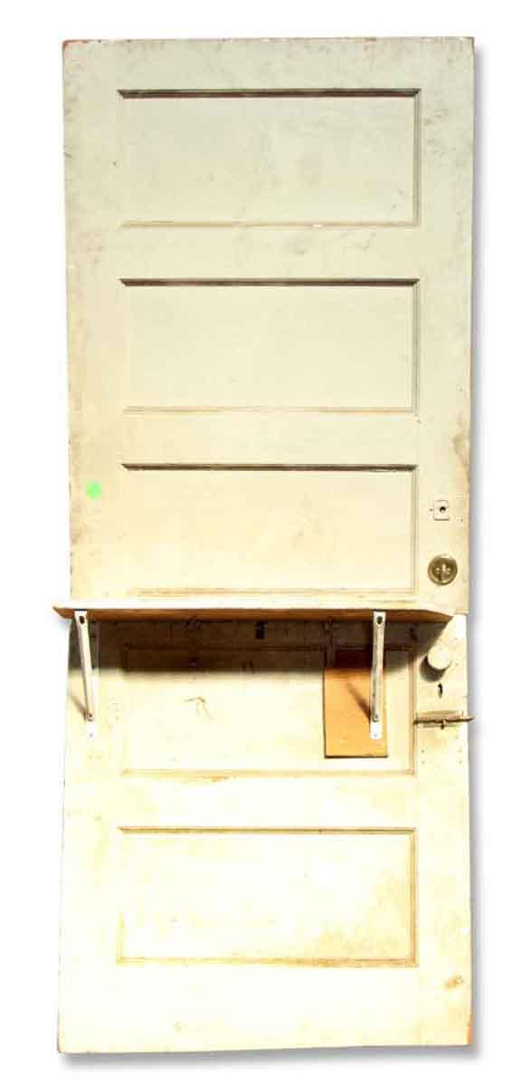 Dutch Door With Shelf