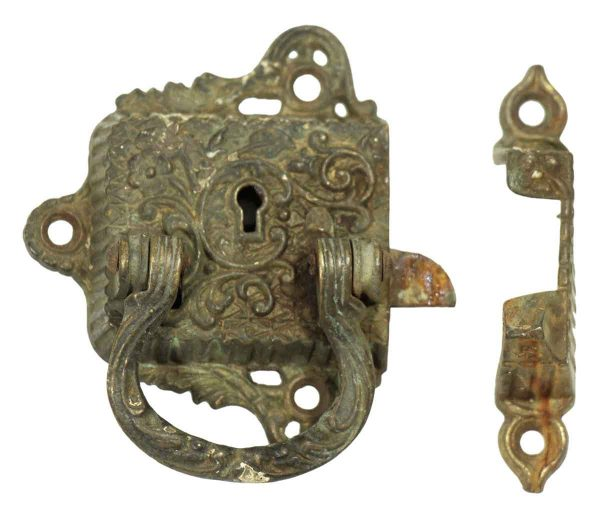 Vintage Victorian Ice Box Latch