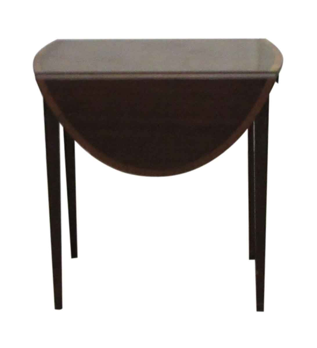 Pair Of Small Drop Leaf Tables