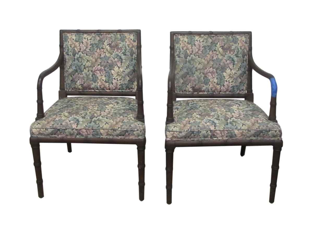 Pair Of Chairs For Living Room Pair Of Antique Restored